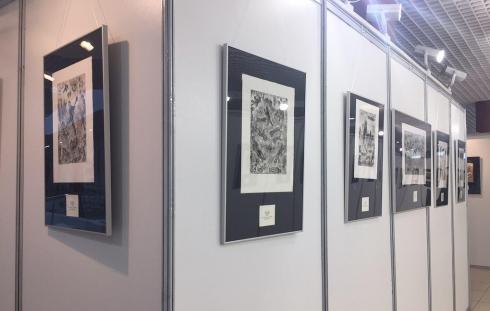 В Екатеринбург приехала выставка работ Марка Шагала