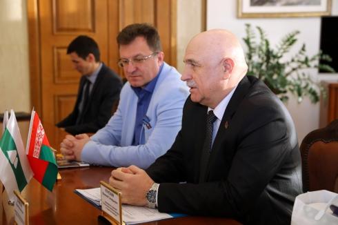 Товарооборот Зауралья с Республикой Беларусь составил почти 9 млн долларов