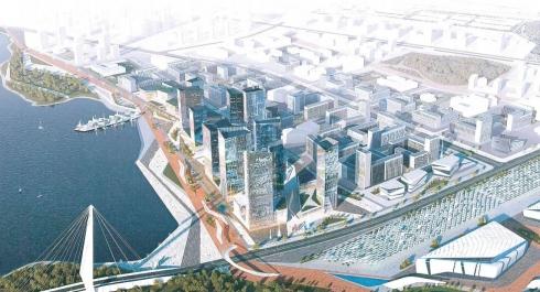 Участок земли на ВИЗе, предназначенный для строительства ЭКСПО-центра, отдают компании, которая строит жилые дома: подозрительно