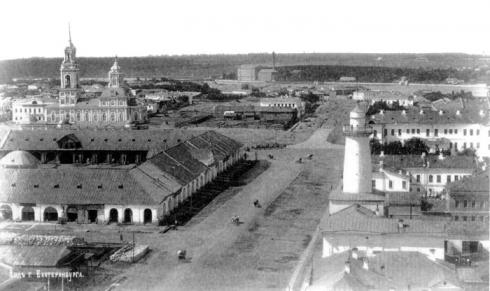 Митрополит Кирилл просит убрать останки с площади 1905 года