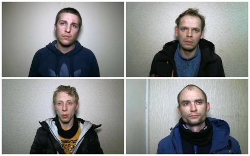 В Екатеринбурге поймали грабителей салонов сотовой связи: они успели обчистить ВИЗ и Юго-Запад
