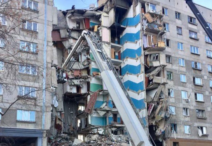 Трагедия в Магнитогорске: число жертв возросло до 37 человек