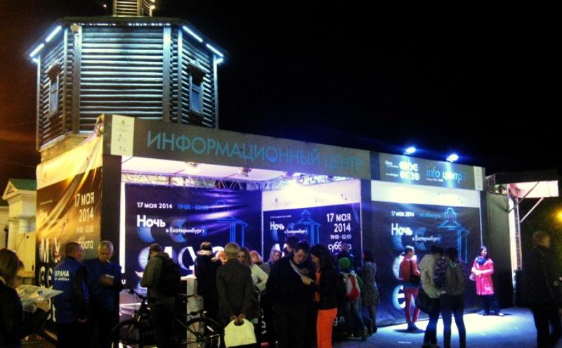 В Екатеринбурге «Ночь музеев» начала приём заявок от участников