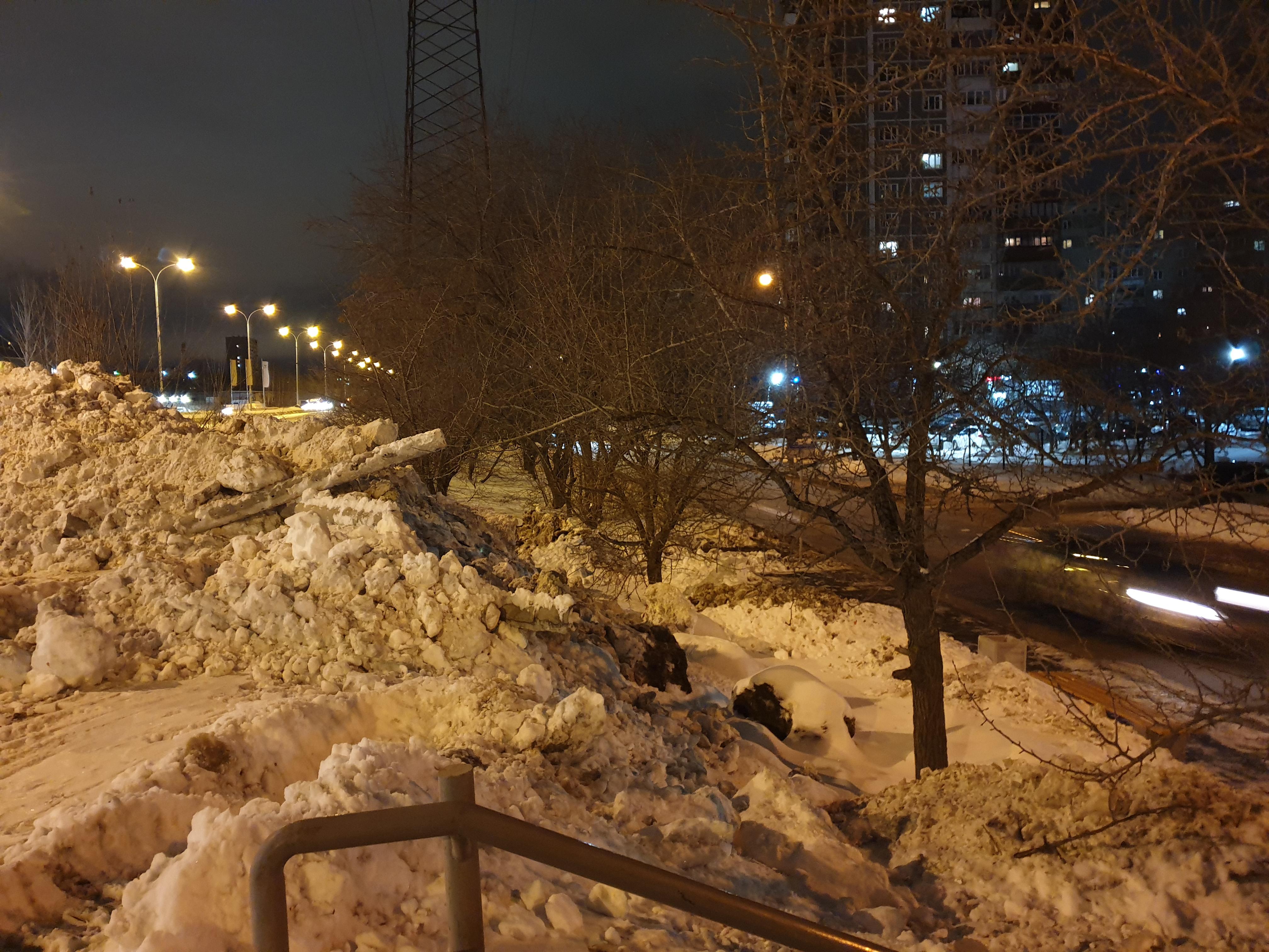 В Екатеринбурге разработаны «инновационные» методы уборки снега с улиц города