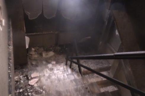 Следственный комитет начал проверку по факту пожара в гостинице «Есенин» в Кургане