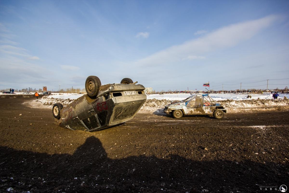 Гонки на выживание устроили накануне в Свердловской области