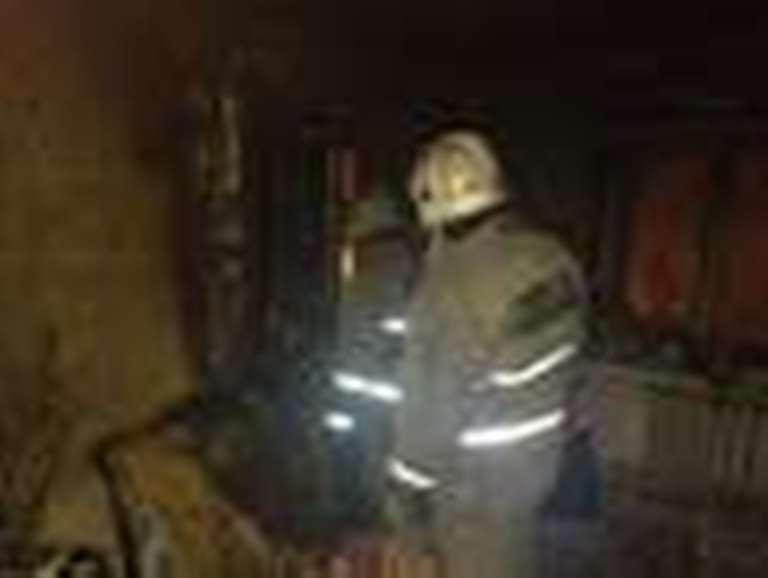 В Нижнем Тагиле в пожаре погибла женщина