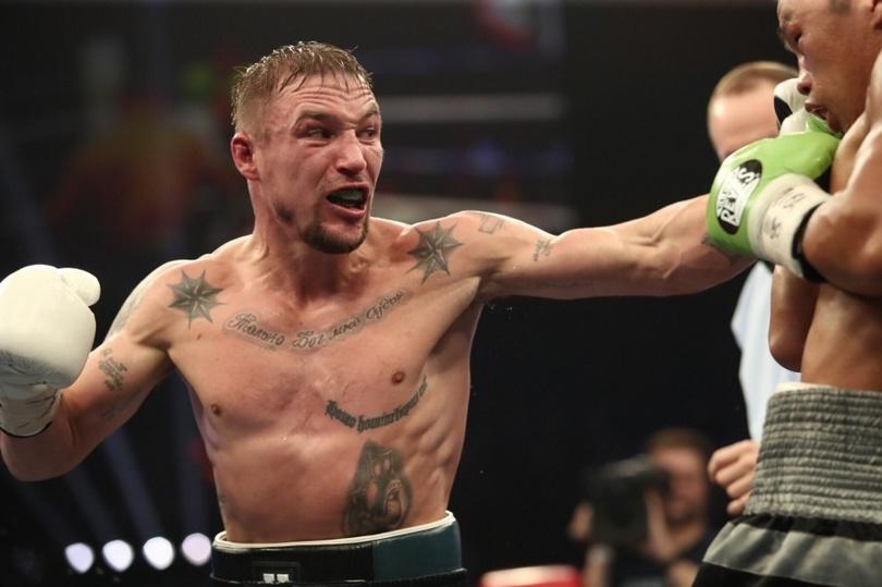 Скандал в боксерском сообществе