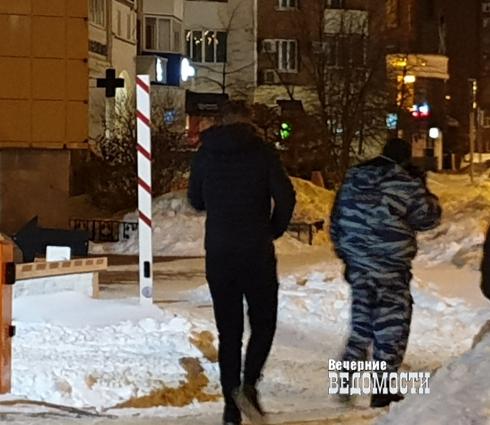 В центре Екатеринбурга прошли мероприятия по пресечению оборота наркотиков
