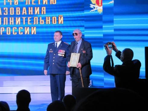 В Екатеринбурге отметили 140-летие уголовно-исполнительной системы России