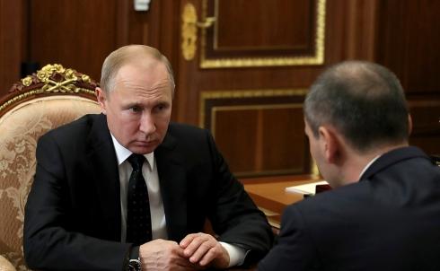 Денис Паслер возглавил Оренбургскую область после встречи с президентом