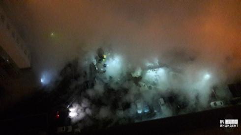 В Екатеринбурге ликвидируют последствия коммунальной аварии, из-за которой затопило несколько новостроек