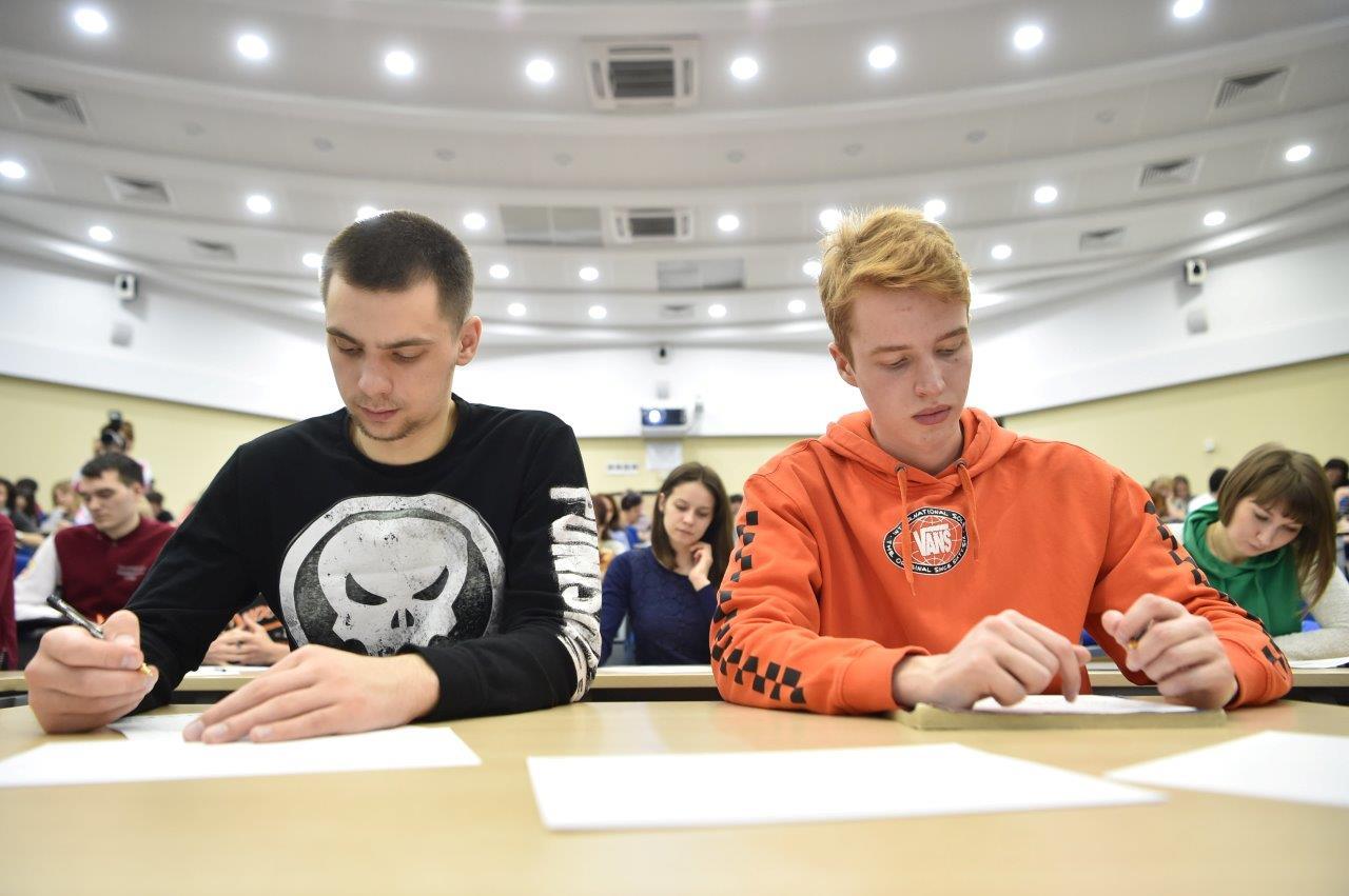 Технический университет УГМК стал самой многочисленной площадкой «Тотального диктанта»