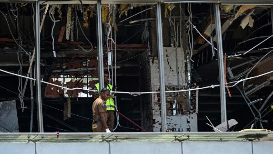 В Шри-Ланке прогремел восьмой взрыв. Количество жертв превысило 180 человек