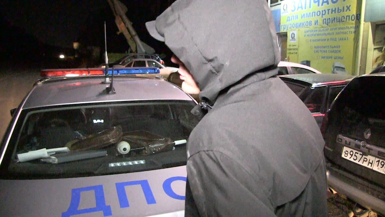 На въезде в Екатеринбург задержали «закладчика» мефедрона