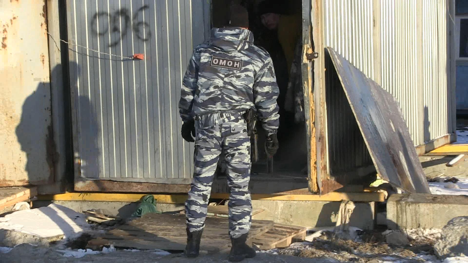 22 нелегальных мигранта выдворены из Екатеринбурга (ФОТО)