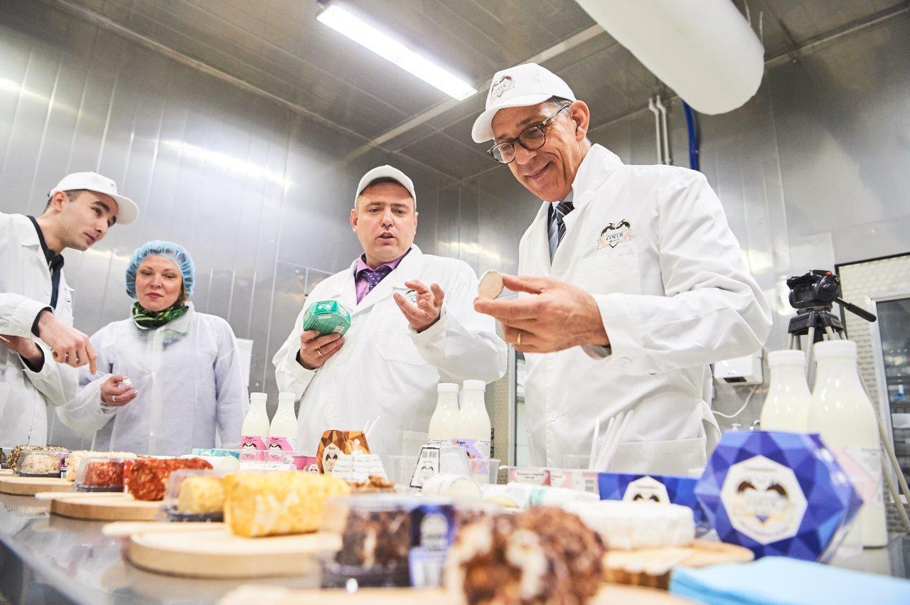 Генеральный консул Франции в Екатеринбурге: «У местного сыра свой особый вкус, и он мне нравится»