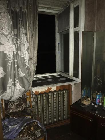 Причиной пожара в доме на Технической могло стать короткое замыкание