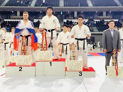 Бойцы из Екатеринбурга завоевали медали  на Чемпионате по киокушинкай в Японии