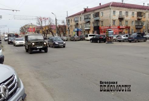На ремонт и благоустройство улицы Пролетарской в Кургане потратят почти 94 млн рублей