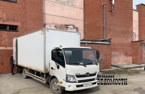 В Екатеринбурге полицейские изъяли целый грузовик с «фунфыриками»