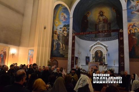 В Екатеринбурге почтили память жертв геноцида армян