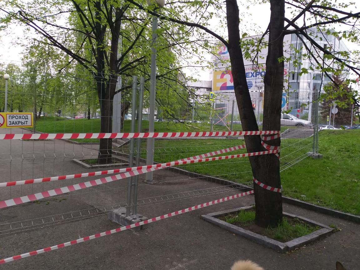 ВКремле отреагировали наакции протеста вЕкатеринбурге