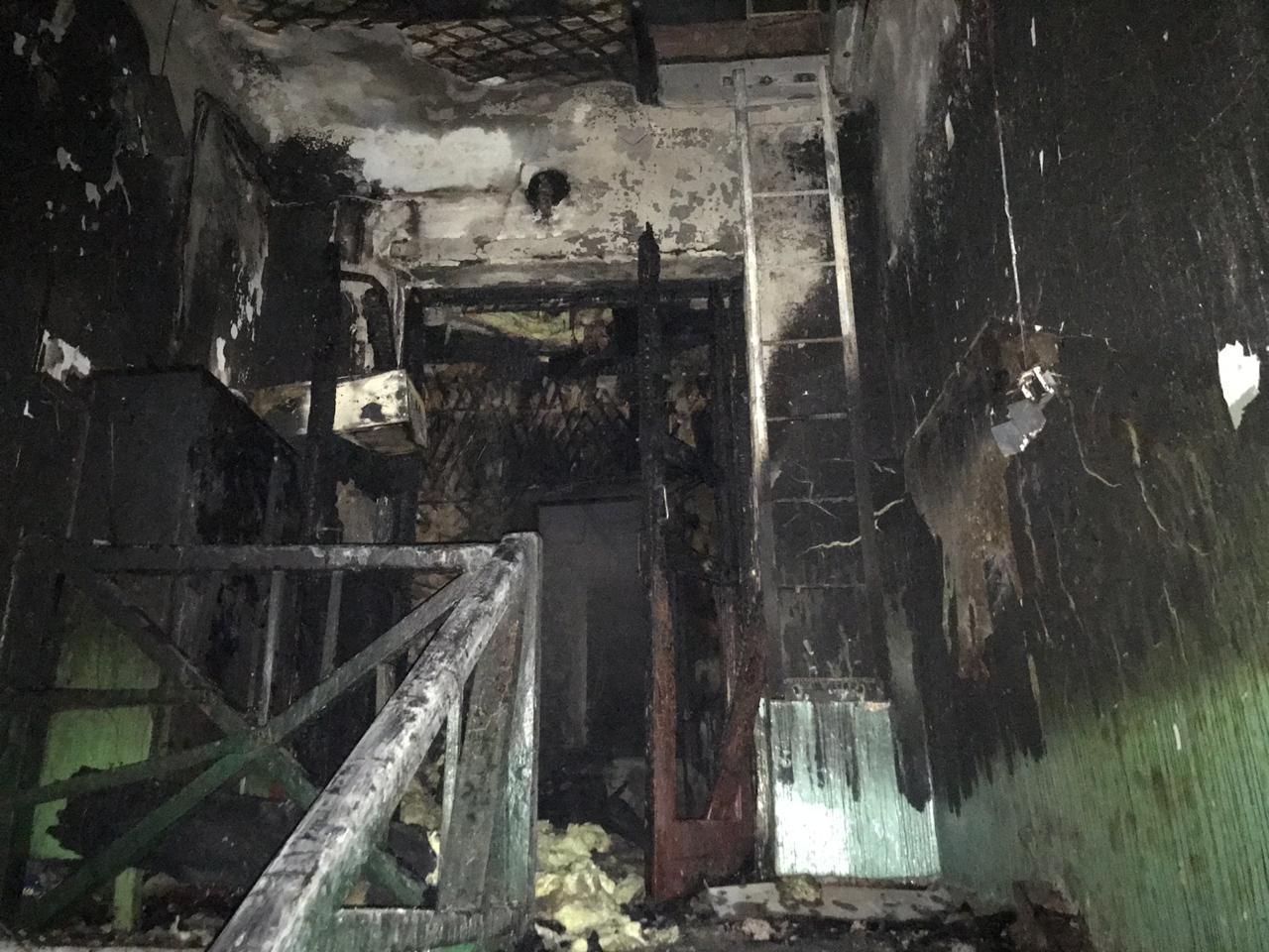 Предварительная причина пожара в поселке Северка – неисправность электропроводки