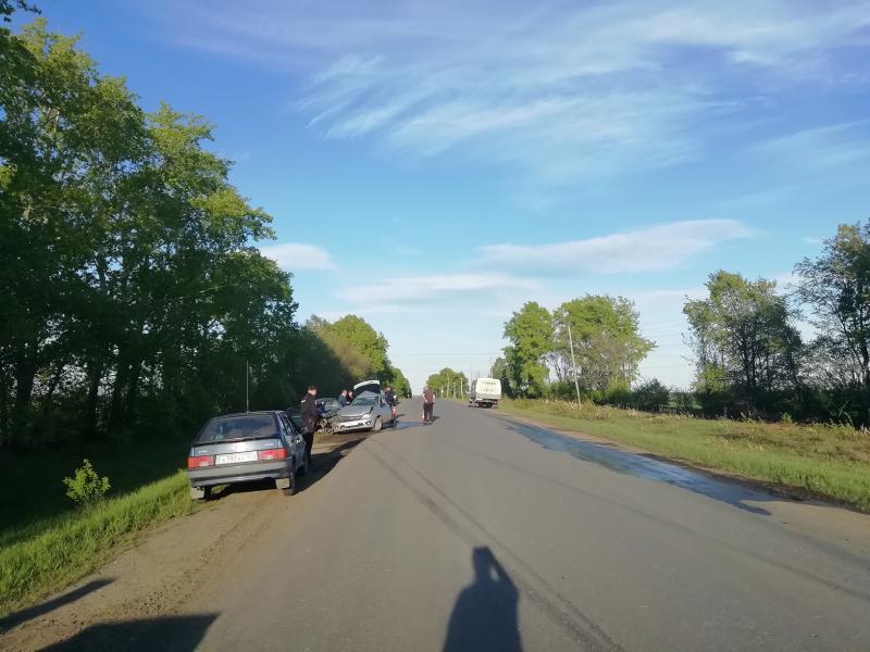 В ДТП в Белоярском районе пострадали пять человек