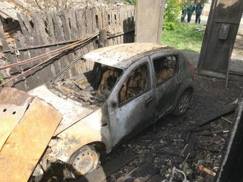 Екатеринбуржец приговорен к 16 годам за поджог дома, в котором находились люди