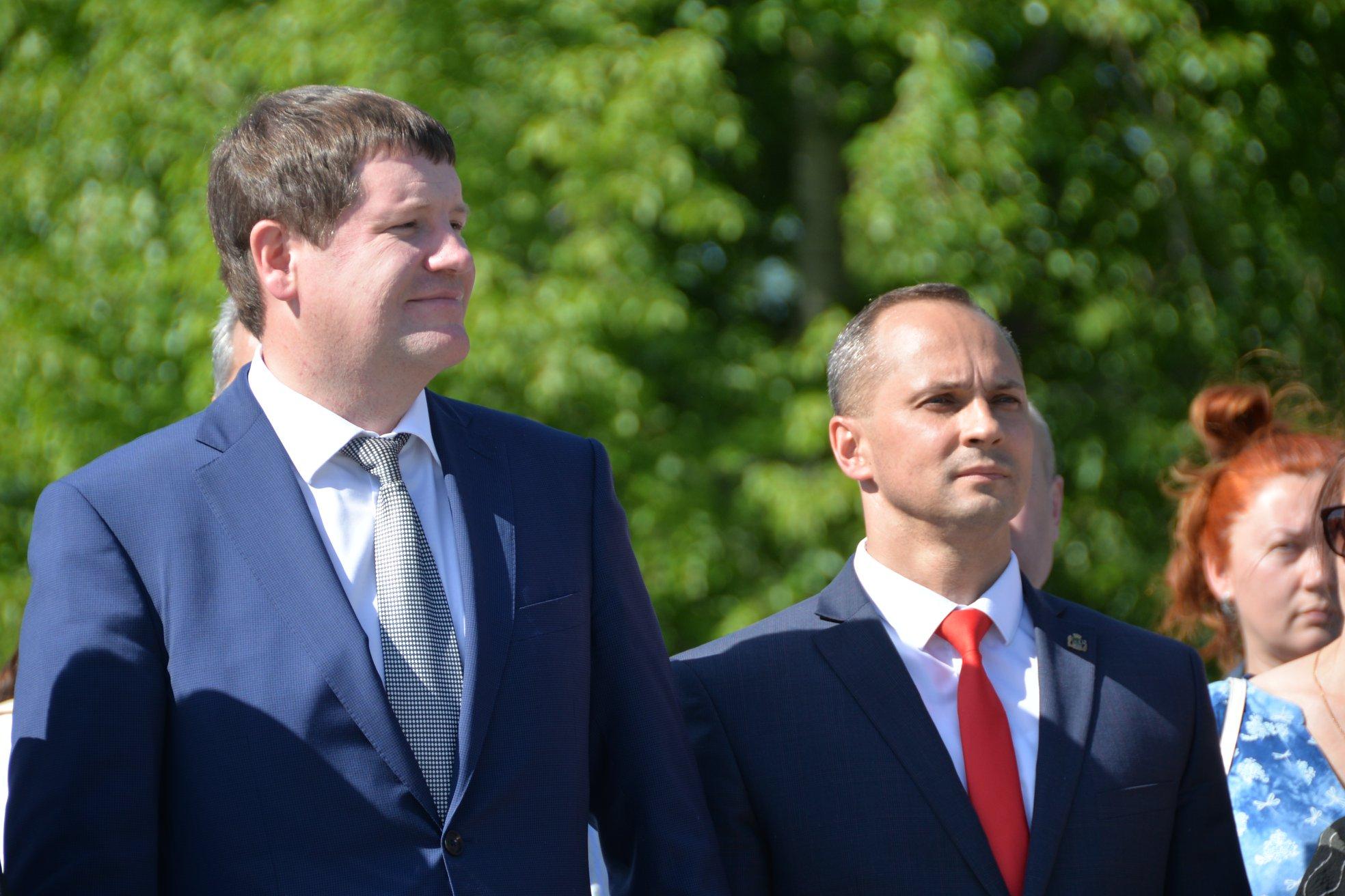 В Екатеринбурге появилась Аллея Дружбы Народов (ФОТО)
