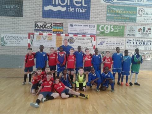 Юные свердловчане выиграли Кубок Европы по футзалу и микрофутзалу