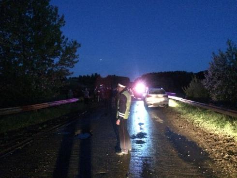 Пять человек погибли в ДТП в Свердловской области