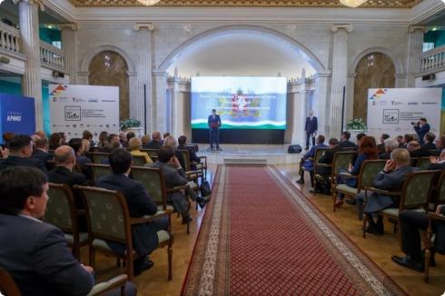 Евгений Куйвашев получил награду за организацию ЧМ-2018