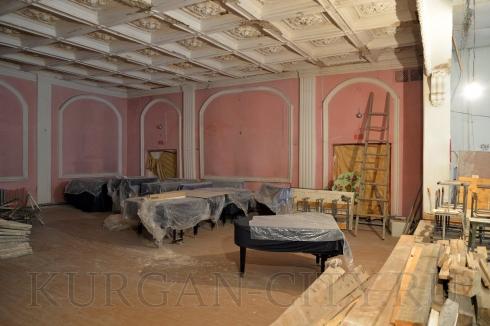 На внутренний капремонт Дома барона Розена в Кургане потратят почти 25 млн рублей