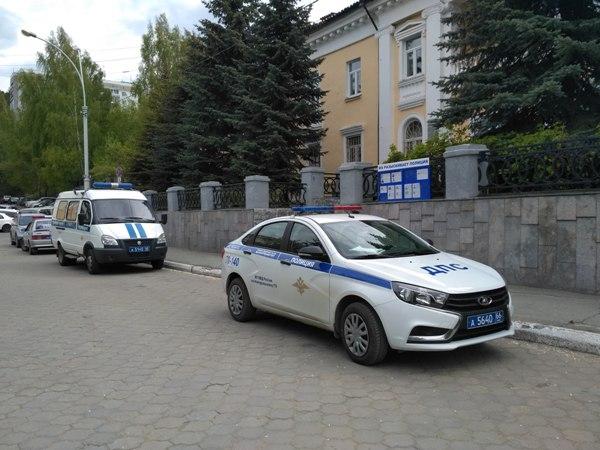 Полиция задержала подозреваемых в грабеже