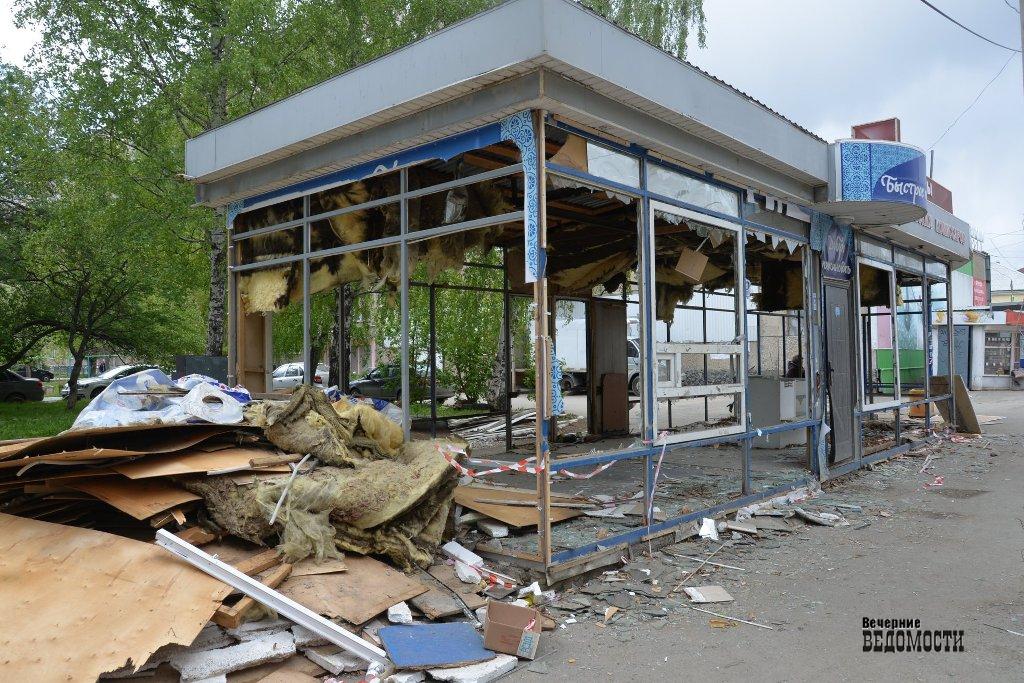 Борьба с киосками в Екатеринбурге превращается в фарс