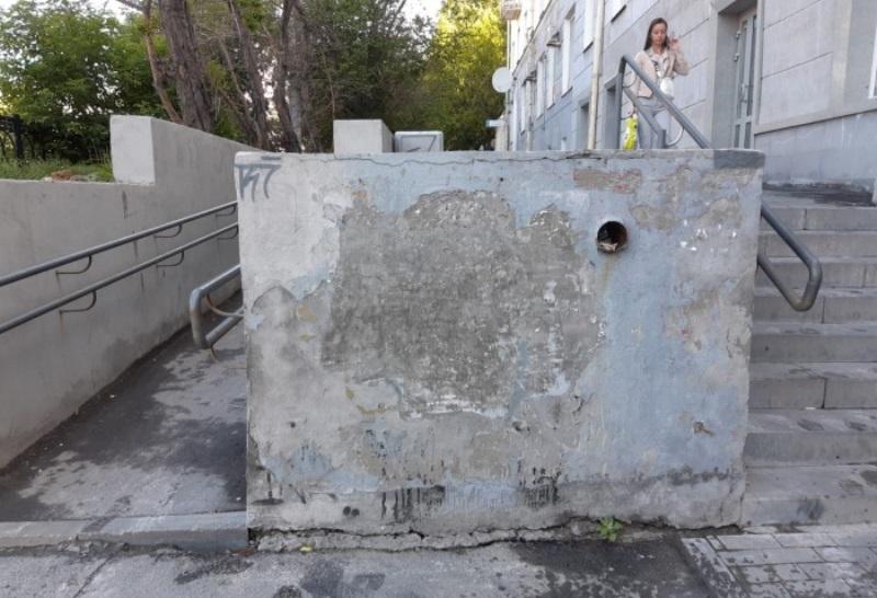 Уничтожили призрака: в Екатеринбурге коммунальщики продолжают борьбу с уличным искусством