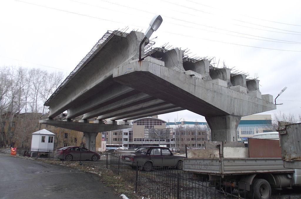 Развязку у завода «Калина» в Екатеринбурге будут реконструировать