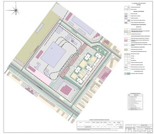 На Сортировке в промышленной зоне появится пять многоэтажек