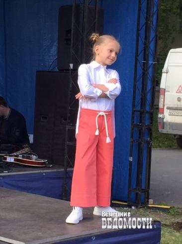 С заботой о будущем: в Екатеринбурге прошел показ экологичной детской моды