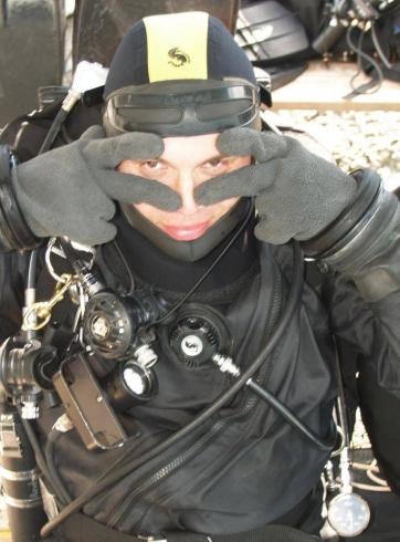 Поиски безрезультатны: уральский аквалангист пропал в Крыму во время ловли моллюсков
