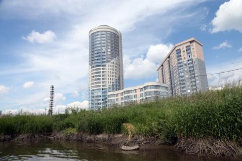 В Екатеринбурге проект строительства моста и улицы на Уктусе получил предварительное согласование