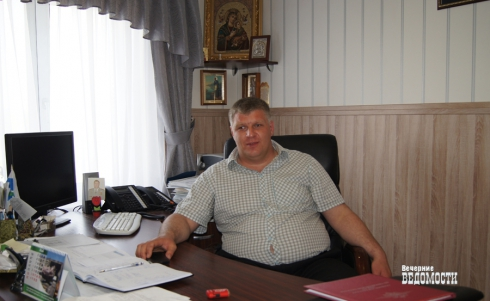 Свердловское ГУ МВД временно возглавит генерал Миронов