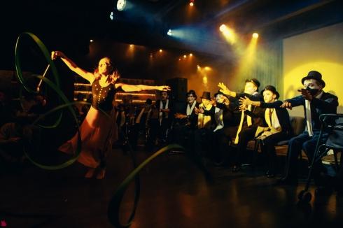 Театры «Шарманка» и «ORA» покажут спектакль в ИК-12