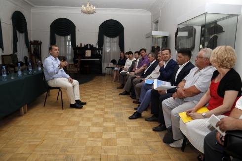 Для восстановления храма в Чимеевском монастыре создан благотворительный фонд