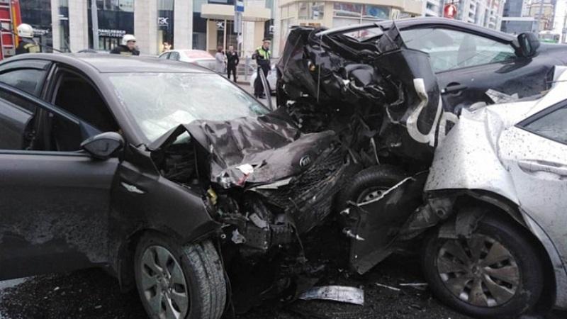 Двое погибли, трое в больнице: жуткое ДТП в центре Екатеринбурга