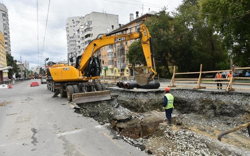 В Екатеринбурге закрыли мост на улице Шевченко