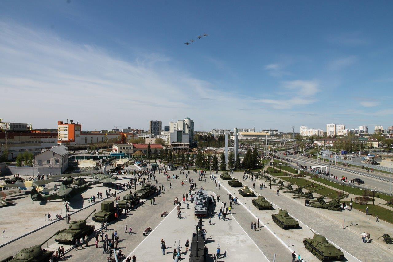 С «Крыльев Родины» начнётся празднование Дня воздушного флота России в Верхней Пышме