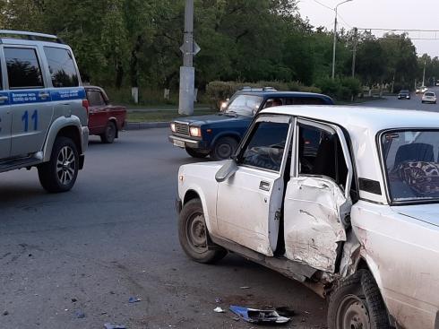 В Кургане по вине водителя легковушки погиб 25-летний мотоциклист